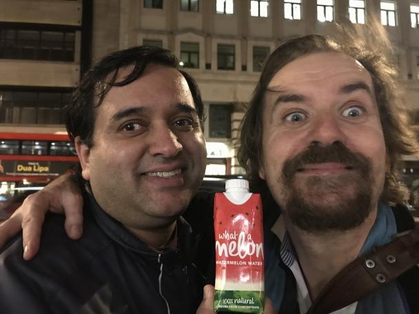 melonheads Yasser Kayani and Jonathan Hansler