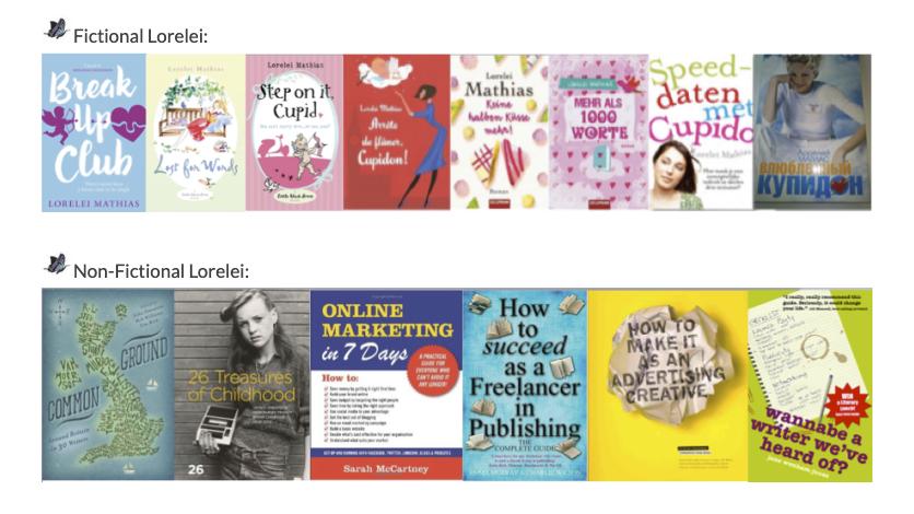 lm books